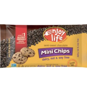 Enjoy Life Foods, Mini Chips, Semi-Sweet Chocolate