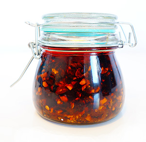 Paleo Crispy Chilli Oil