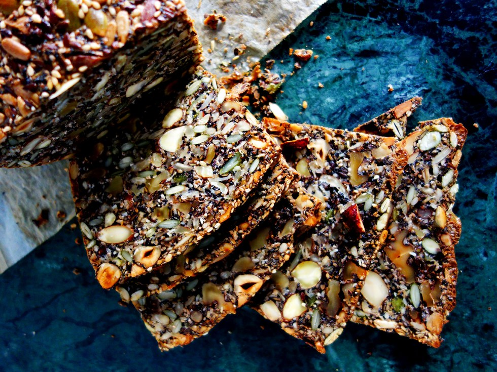 Nordic Nut and Seed Bread