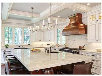 Copper Range Hood for your kitchen
