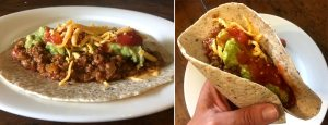 How to eat Tex Mex food