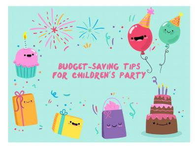Party Tips for a Children's Birthday Party