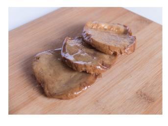 Seitan - wheat gluten steaks