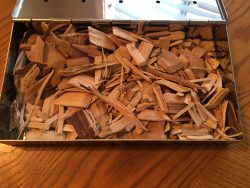 Cave Tools Smoker Box with chips