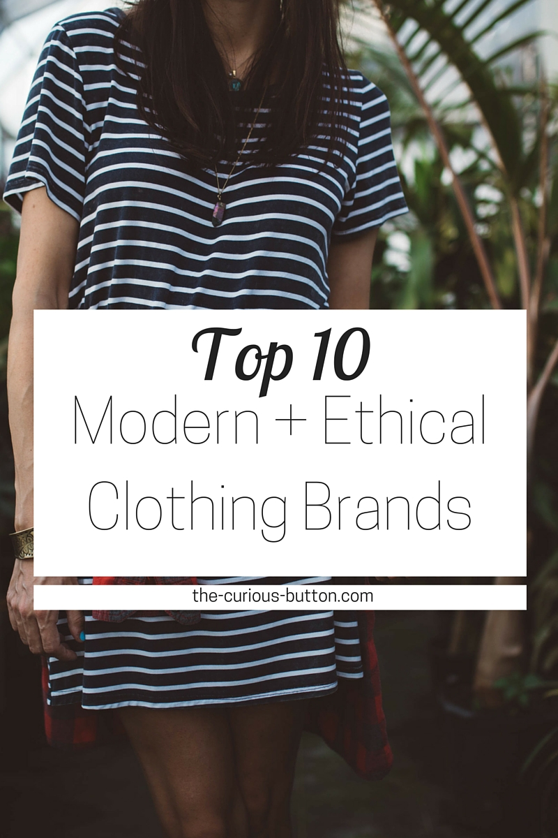 6 Of The Best Ethical Fashion Brands