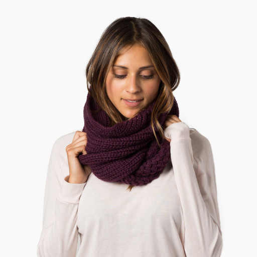 2016 Fall Basics [Ethical Edit]   The Curious Button, an ethically conscious life + style blog   Krochet Kids Scarf