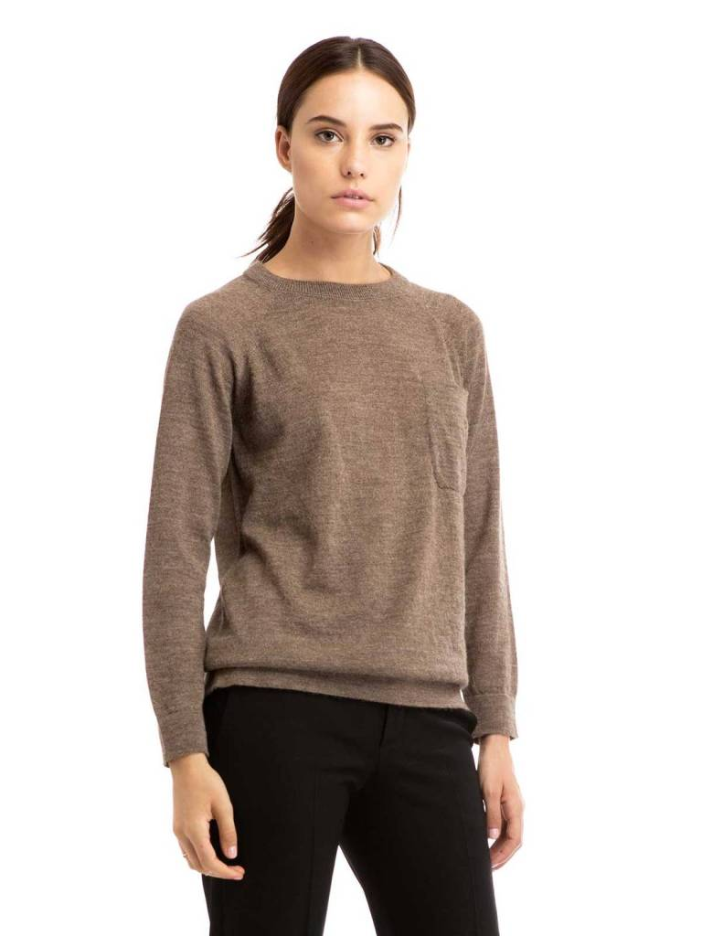 2016 Fall Basics [Ethical Edit] | The Curious Button, an ethically conscious life + style blog | ZADY Alpaca Sweater