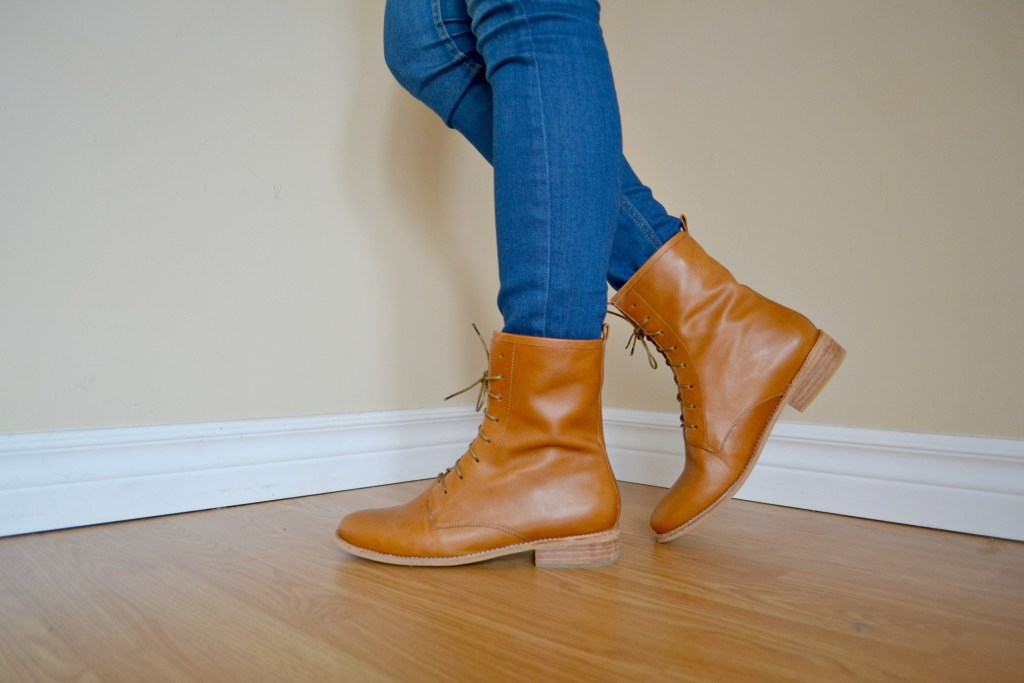 Love Justly - Discounted Ethical Fashion | The Curious Button | Fortress of Inca boots.