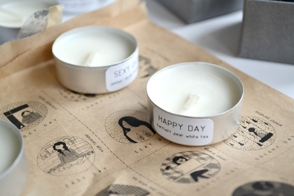 Ordinary Day Tealight Candles from the One of A Kind Show Toronto 2017   The Curious Button
