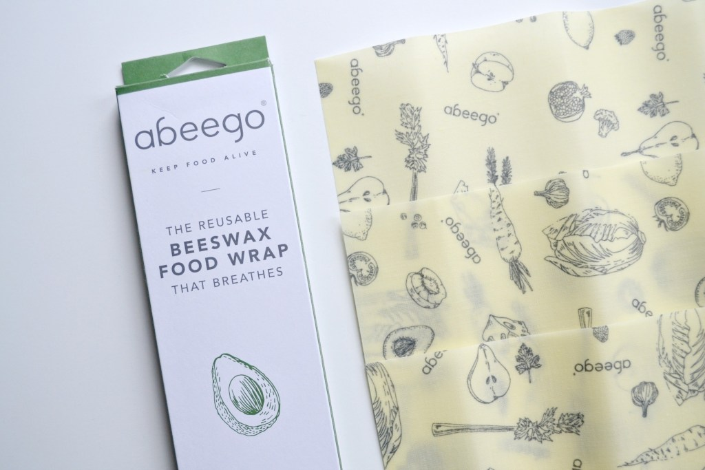 ABEEGO Beeswax Food Wrap from the One Of a Kind Show Toronto 2017 | The Curious Button