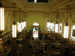 Repurposing Brick-and-Mortar Bookstores in the eBook Age Bookstore