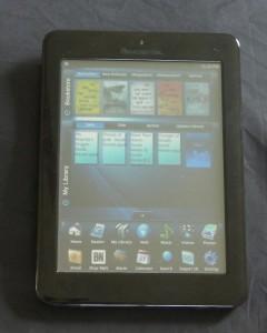 Review: black Pandigital Novel (US firmware) Reviews