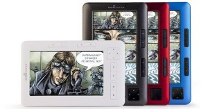 "Energy Sistem ColorBook 5"" LCD e-reader, 110€ e-Reading Hardware"