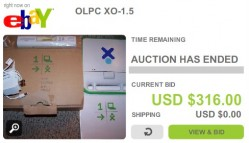 XO-1.5 now available on Ebay e-Reading Hardware