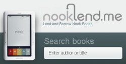 New site lets you share your Nook ebooks - BookFriend.me eBookstore