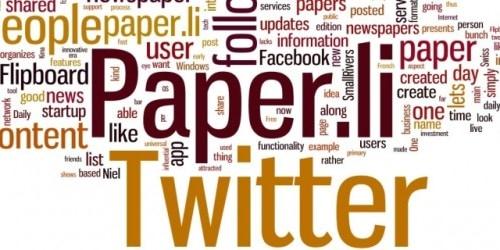 Is paper.li a success? Editorials