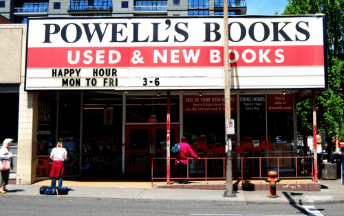 Powell's Books to lay off 31 employees eBookstore