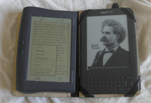 Do You Want Page Turn Buttons on Your eReader? e-Reading Hardware Open Topic