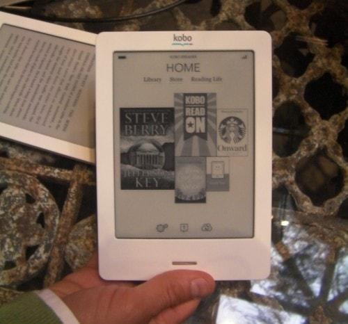 Kobo Touch e-reader coming in June - $129 e-Reading Hardware