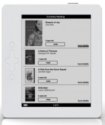 First look at the new 3M ebook reader e-Reading Hardware