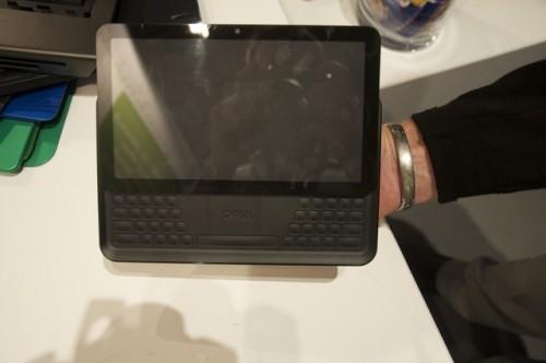 New Dell tablet design leaked Rumors