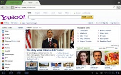 Dolphin releases new Honeycomb specific web browser Web Browser