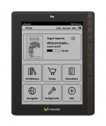 Spanish e-reader maker BQ Reader to use Neonode touchscreens e-Reading Hardware