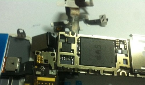 iPhone 5 CPU Leaked? Rumors