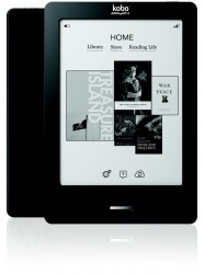 WHSmith to Sell Kobo eBooks & eReaders e-Reading Hardware eBookstore