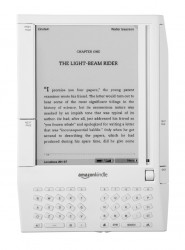 "Kindle ""slightly foxed"" Goes for 4 Figures at Sotheby's humor"