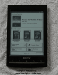 Sony Reader T1 Hack Now Available e-Reading Hardware