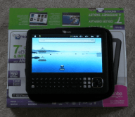First Impressions of eGlide Reader Pro (World's Funkiest Android Tablet) Reviews