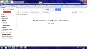 Google Screwed Up Google Reader Last Week - Here's How to Fix It e-Reading Software News Reader