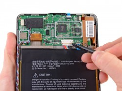 Inside the Kindle Fire  e-Reading Hardware
