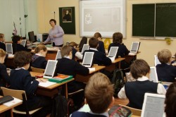 There's a 4 Way Fight Going on To Bring Gadgets to Russian Schools e-Reading Hardware