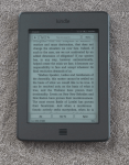 Review: Amazon Kindle Touch (K5) Reviews