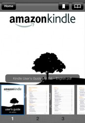 Kindle for iPhone, iPad Updated - Now Supports PDF, Kindle Cloud, and More Amazon e-Reading Software Kindle (platform)