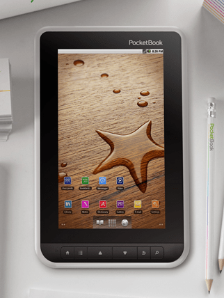 Pocketbook A7 Leaked e-Reading Hardware