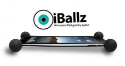 iBallz is the Ideal Case for the Tablet Sadist Conferences & Trade shows Geek Gear