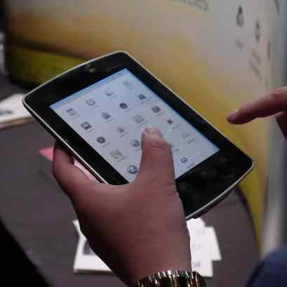 The Shanda Bambook Sunflower is as Locked Down as the Kyobo eReader Conferences & Trade shows e-Reading Hardware