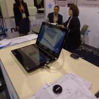 NajmTek Ubook Dual Screen Laptop Coming this Fall Conferences & Trade shows e-Reading Hardware