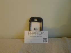 CES Swag Giveaway: Phantom iPhone 4S Case Amazon blog maintenance