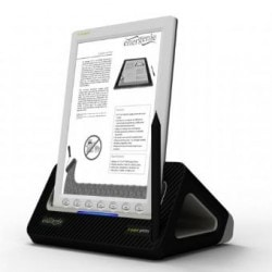 """Stuff I Missed at CES 2012: Gembird's New 9.7"""" eReader Conferences & Trade shows e-Reading Hardware"""
