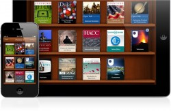 Apple Launches iTunes U app Apple eBookstore