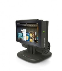 Nook Tablet, Kindle Fire to Get Docking Stations This Spring e-Reading Hardware