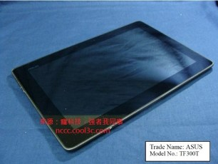 New Asus eeePad Transformer Leaked in China e-Reading Hardware