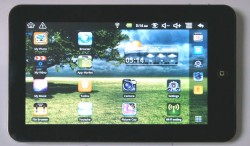 "First Impressions of the 10"" WonderMedia wm8650 Android Tablet Reviews"