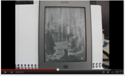 Updated: Kindle Touch Hacked to Run Video e-Reading Hardware