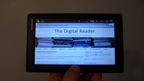 How to Install Android Market on Polaroid PMID701 e-Reading Hardware Tips and Tricks
