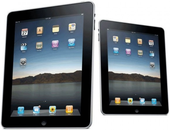 Apple's Got the iPad Mini in Their Labs? Rumors